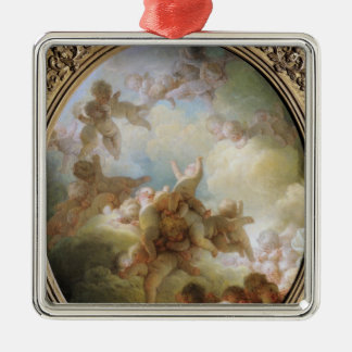 The Swarm of Cupids, c.1767 Christmas Ornament