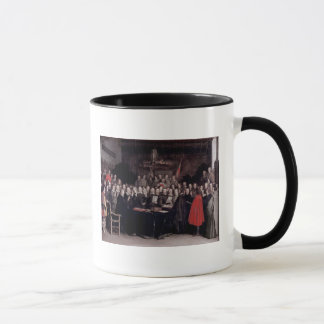 The Swearing of the Oath of Ratification Mug
