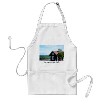 the Swedish cook Standard Apron