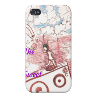 The Sweet Escape iPhone 4/4S Covers