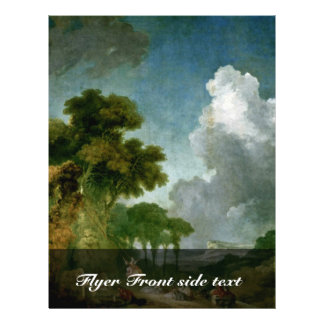 The Swing, The Swing By Fragonard, Jean-Honoré (Be Personalized Flyer