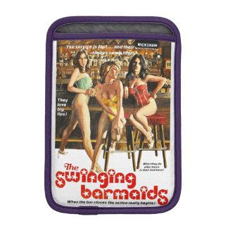 The Swinging Barmaids iPad Mini Sleeve