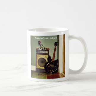 the swiss family orbison mug