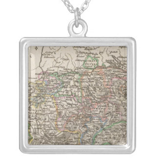 the Switzerland Silver Plated Necklace