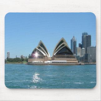 The Sydney Opera House Mousepad
