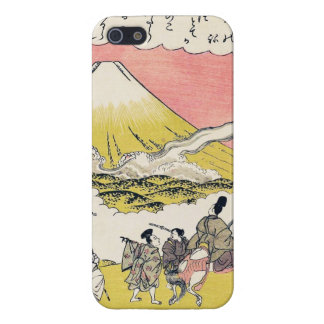 The Syllable He Passing Mount Fuji japanese art Cases For iPhone 5