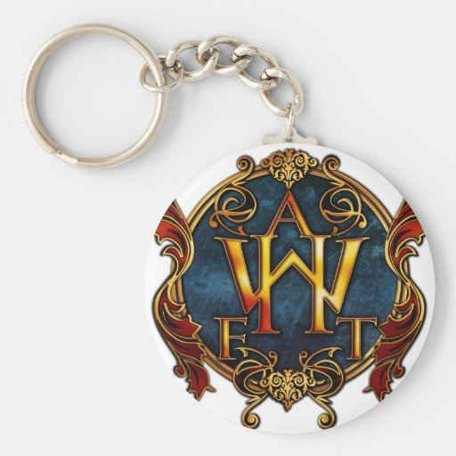 The Symbol of A Hero For The World Key Chains