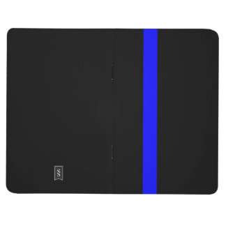 The Symbolic Thin Blue Line Vertical Style Journal