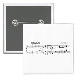 The Symphony No. 9 Button