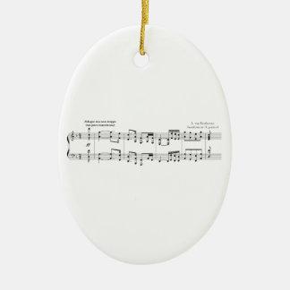 The Symphony No. 9 Ornament