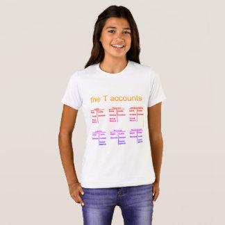 """The T Accounts"" T-Shirt"
