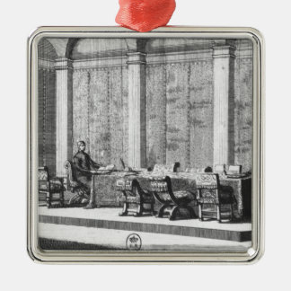 The Table of Inquisition Christmas Ornament