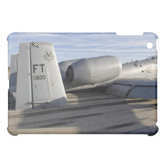The tail section of an A-10 Thunderbolt II iPad Mini Cover