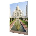 The Taj Mahal, Agra, Uttar Pradesh, India, Gallery Wrap Canvas
