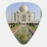 The Taj Mahal, Agra, Uttar Pradesh, India, Guitar Pick