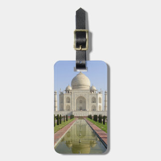 The Taj Mahal, Agra, Uttar Pradesh, India, Luggage Tag