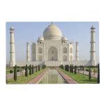 The Taj Mahal, Agra, Uttar Pradesh, India, Laminated Placemat