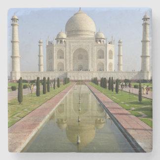 The Taj Mahal, Agra, Uttar Pradesh, India, Stone Coaster