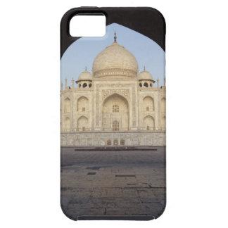 the Taj Mahal framed in the Mehmankhana doorway iPhone 5 Cases