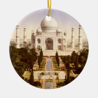 The Taj Mahal in Agra India Christmas Ornament