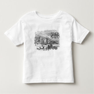 The taking and destruction of Heidelberg by Toddler T-Shirt