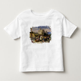 The Taking of Beirut by the Crusaders Toddler T-Shirt