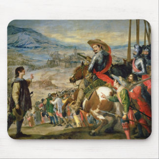 The Taking of Breisach Mouse Pad