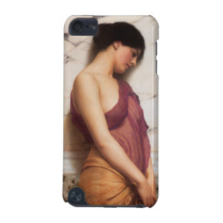 The Tambourine Girl by John William Godward iPod Touch 5G Cover