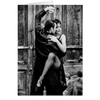 The Tango Card