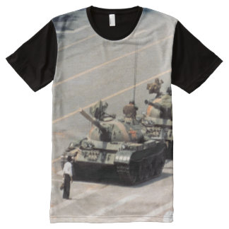The Tankman All-Over Print T-Shirt