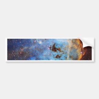 The Tapdole Nebula Bumper Sticker