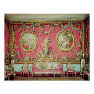 The Tapestry Room, c.1763 Poster