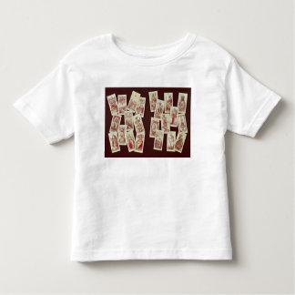 The tarot cards of the Major Arcana Toddler T-Shirt