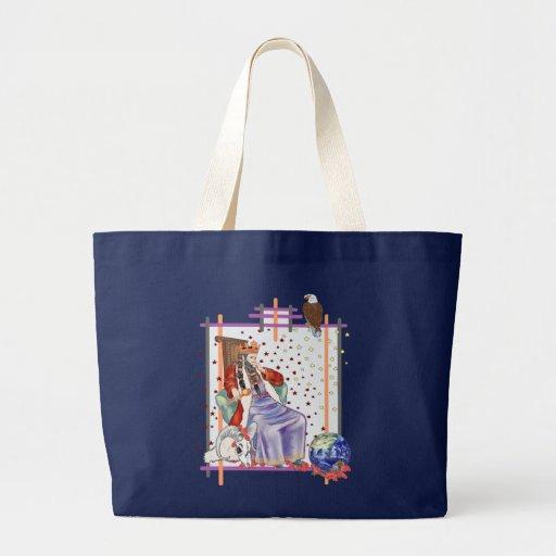 The Tarot Emporer Tote Bag