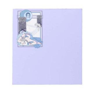 The Tarot Moon Notepad
