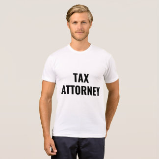 The Tax Attorney T-Shirt