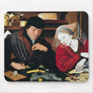 The Tax Collector Mouse Mat