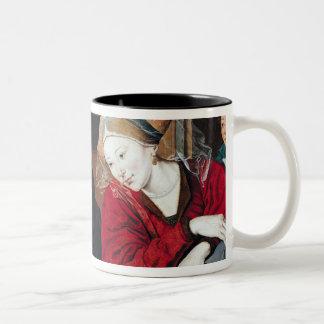 The Tax Collector Two-Tone Coffee Mug