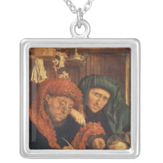 The Tax Collectors, 1550 Silver Plated Necklace