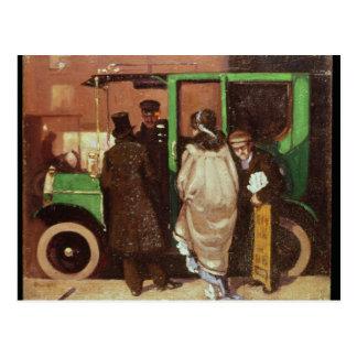 The Taxi Cab, c.1908-10 Postcards