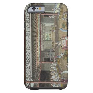 The Tea Depot (gouache on silk) Tough iPhone 6 Case