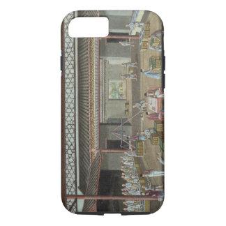 The Tea Depot (gouache on silk) iPhone 7 Case