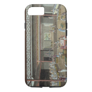 The Tea Depot (gouache on silk) iPhone 8/7 Case