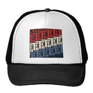 The Tea Party Mesh Hats