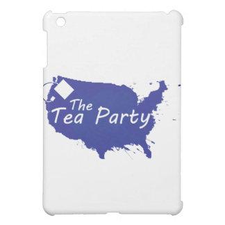The Tea Party iPad Mini Covers