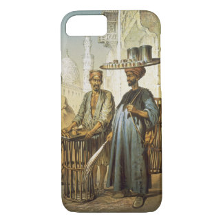 The Tea Seller, from 'Souvenir of Cairo', 1862 (li iPhone 8/7 Case