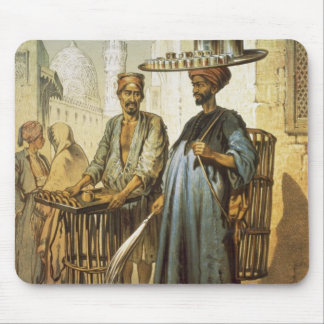 The Tea Seller, from 'Souvenir of Cairo', 1862 (li Mouse Pad