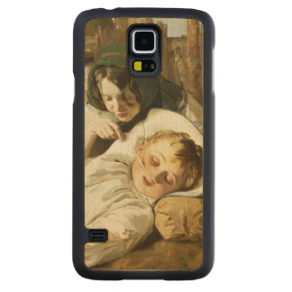 The Tease Carved® Maple Galaxy S5 Case