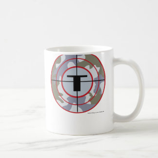 The Techno Tribe Logo Basic White Mug