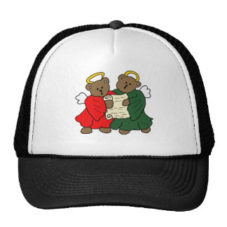 The Teddy Bear Angels Hats